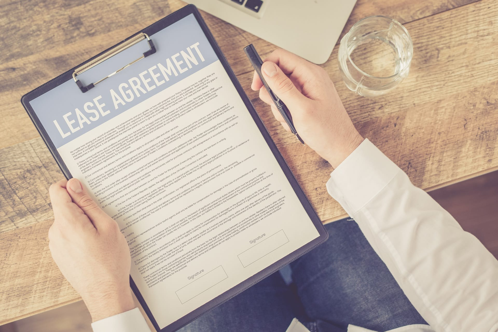 Assignment Of Lease Of Commercial Premises To Consent Or Not To